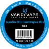 vandy vape superfine mtl fused clapton odporovy drat ni80 3m