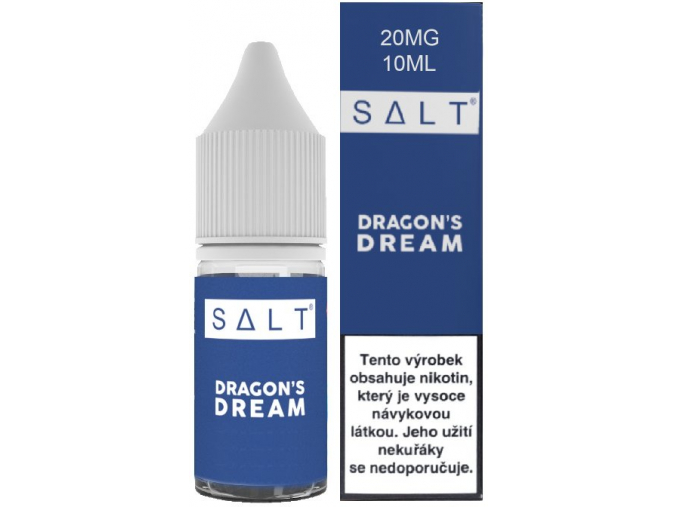 liquid juice sauz salt dragons dream 10ml 20mg