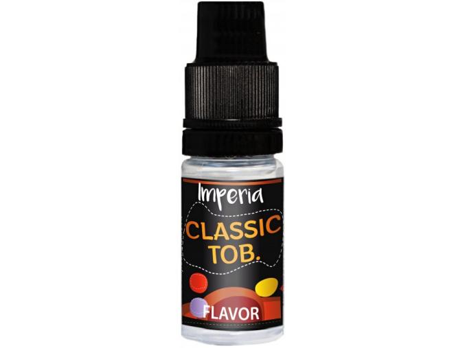 prichut imperia black label 10ml classic tobacco klasicky tabak