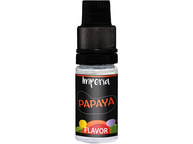 prichut imperia black label 10ml papaya papaja