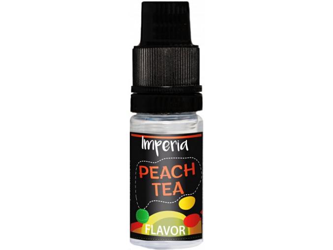 prichut imperia black label 10ml peach tea broskvovy caj