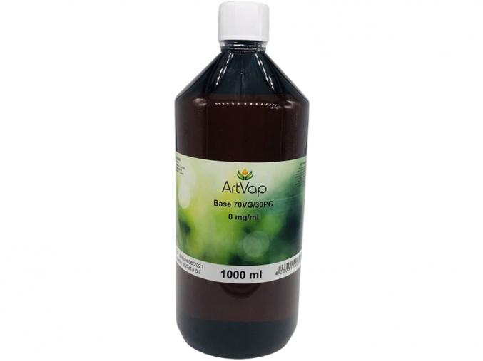 baze 0 mg 30 70 PG VG 1000 ml