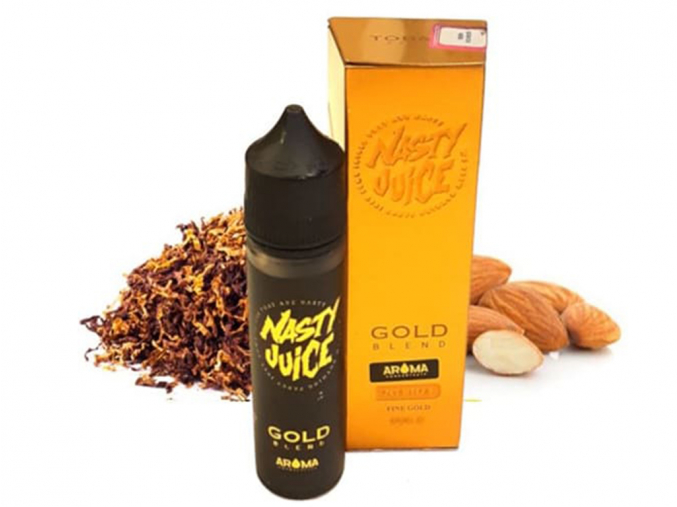 Příchuť Nasty Juice Tobacco Gold