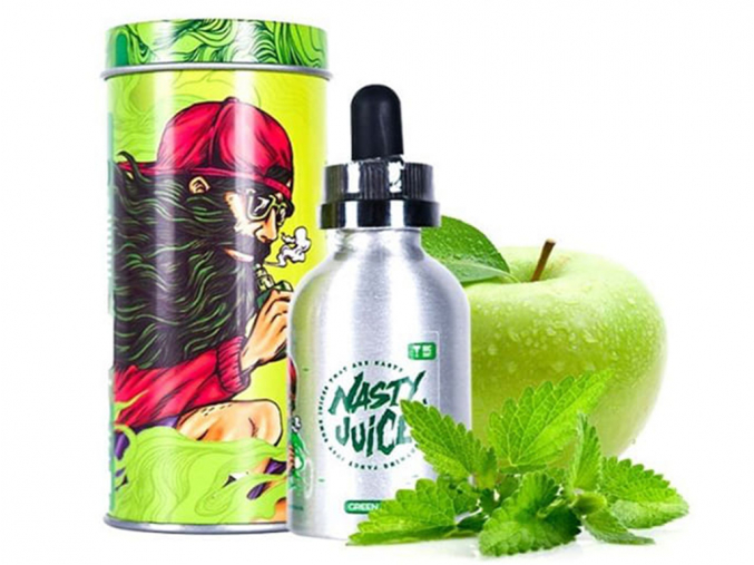 Příchuť Nasty Juice Yummy Green Ape