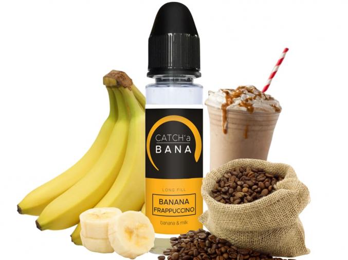 Příchuť Imperia Catch´a Bana Banana Frapuccino
