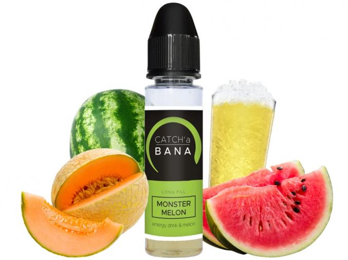 Příchuť Imperia Catch´a Bana Monster Melon