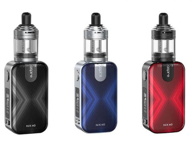 E-cigareta Aspire Rover 2 kit