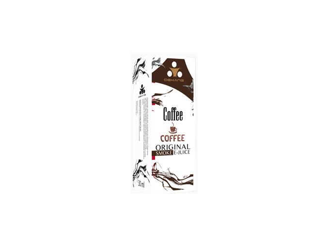 E liquid Dekang Coffee (Káva) 0