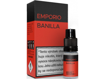 liquid emporio banilla 10ml 6mg