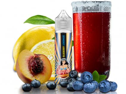 Příchuť PJ Empire Slushy Queen 12 ml Blueberry Lemonade Shake and Vape