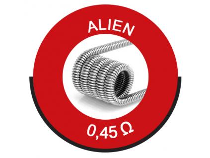 13 j alien 0 45