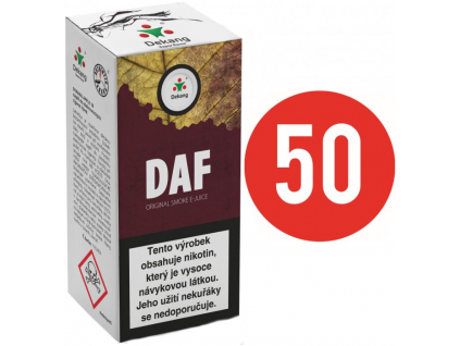 liquid dekang fifty daf 10ml 11mg