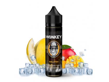 Monkey liquid shake and vape prichut malaysia ok