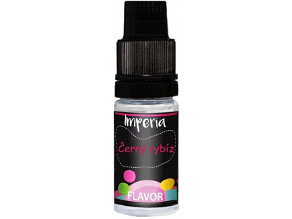 prichut imperia black label 10ml blackcurrant cerny rybiz
