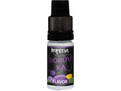 prichut imperia black label 10ml blueberry boruvka