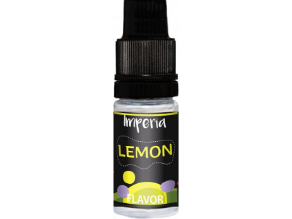 prichut imperia black label 10ml lemon citron