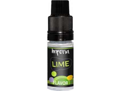 prichut imperia black label 10ml lime limetka