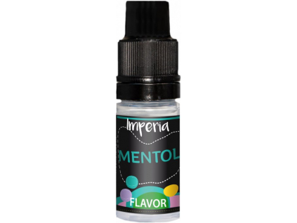 prichut imperia black label 10ml menthol chladivy mentol