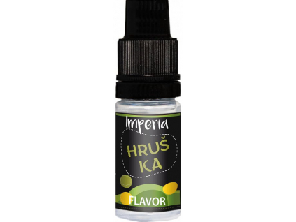 prichut imperia black label 10ml pear hruska
