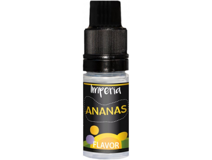 prichut imperia black label 10ml pineapple ananas