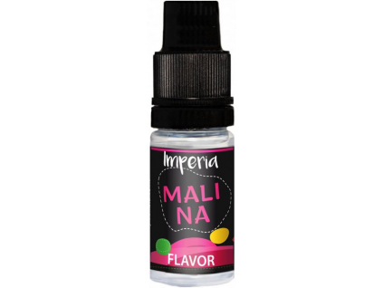 prichut imperia black label 10ml raspberry malina