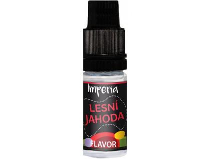prichut imperia black label 10ml wild strawberry lesni jahoda