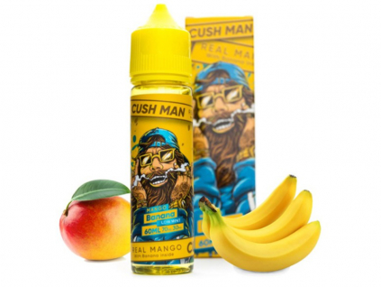 Shake and Vape Nasty Juice Cushman Banan Mango
