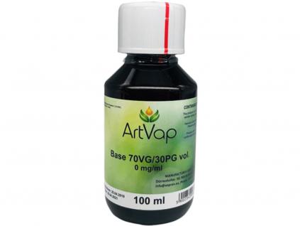 baze artvap 0mg 30 70 PG VG 100ml