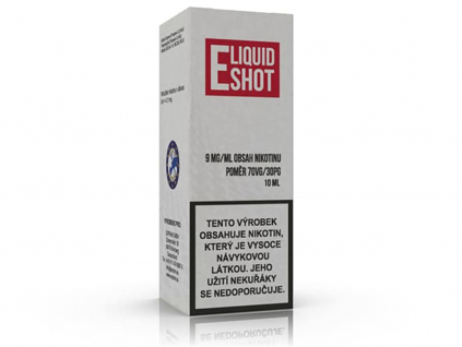 E-Liquid Shot Booster (30/70) 10 ml / 9 mg