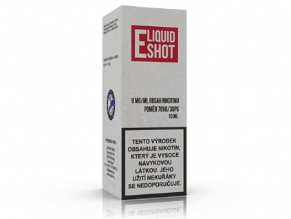 E-Liquid Shot Booster (50/50) 10 ml / 9 mg