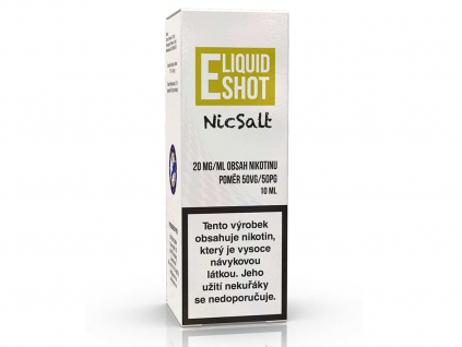 Booster E-Liquid Shot NicSalt (50/50) 10 ml / 20 mg