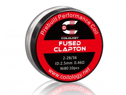 coillogy fused clapton 0,46ohm ni80 1