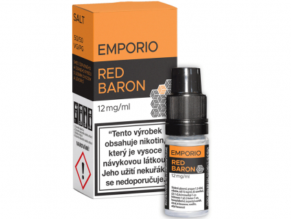 Náplň Imperia Bios' e lqiuid emporio salt Red baron 10ml 12mg