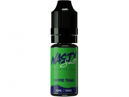 náplň e liquid s nikotinovou solí nasty Juice hippie trail 20mg 10ml
