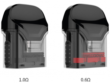 uwell crown pod cartridge