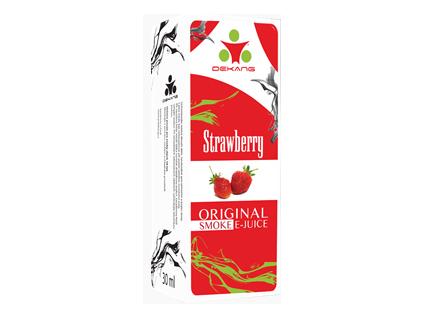 E liquid Dekang strawberry (jahoda) 0