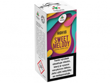 E-liquid Dekang High VG Sweet Melody (Broskev s citrónem)