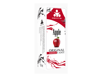 E liquid Dekang Apple (jablko) 0