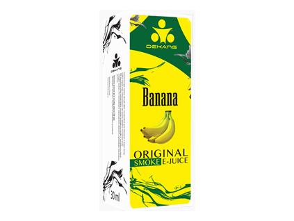 E liquid Dekang Banana (banán) 0