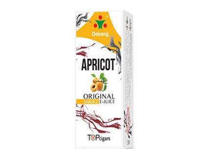E liquid Dekang Apricot (meruňka)