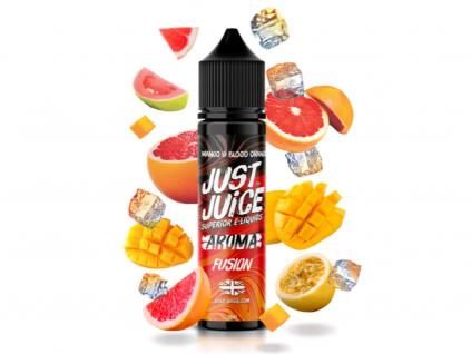 just juice mango blood orange