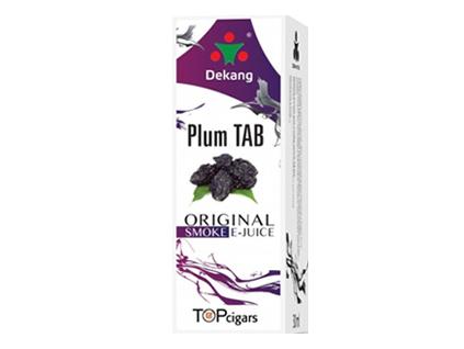 E liquid Dekang Plum Tab (sušená švestka) 0