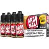 liquid aramax 4pack max peach 4x10ml3mg