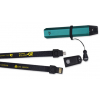 Xtal USB Lanyard