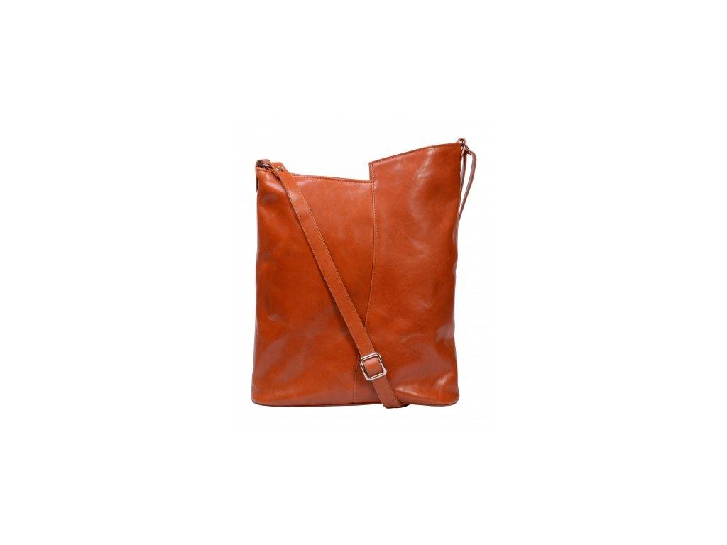 zrzavá kabelka