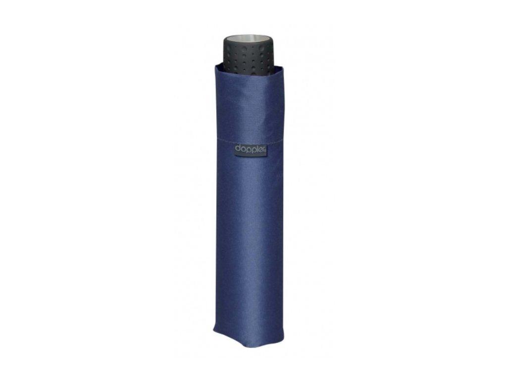 Deštní Doppler odlehčený - tmavě modrý