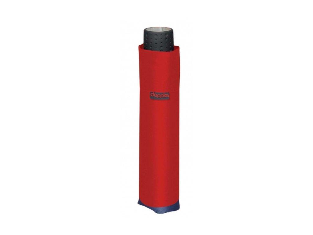Deštní Doppler odlehčený - červený