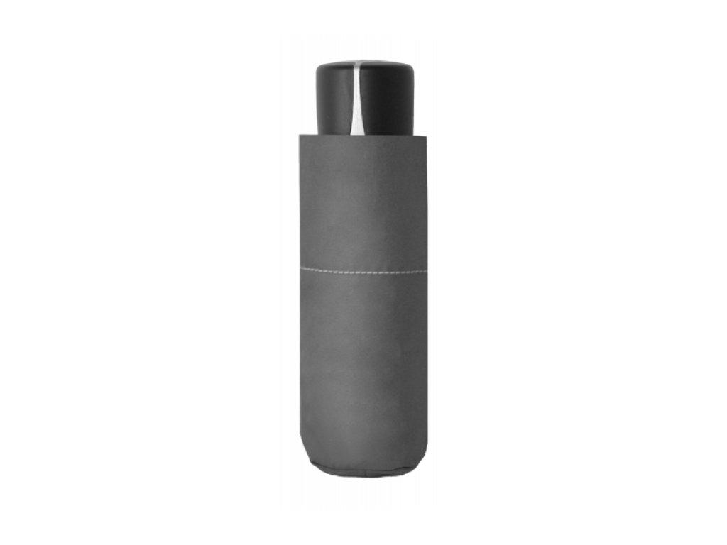 Dámský deštník Fiber Mini - šedý