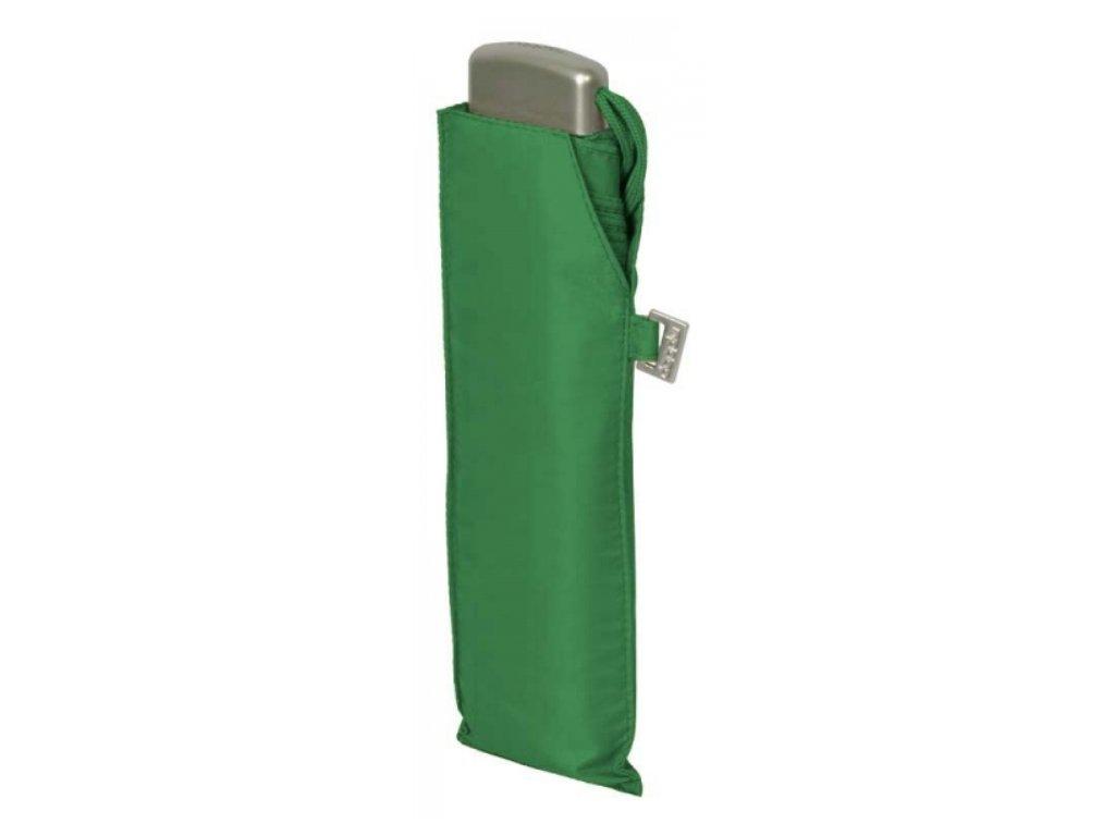 Deštník mini slim - zelený