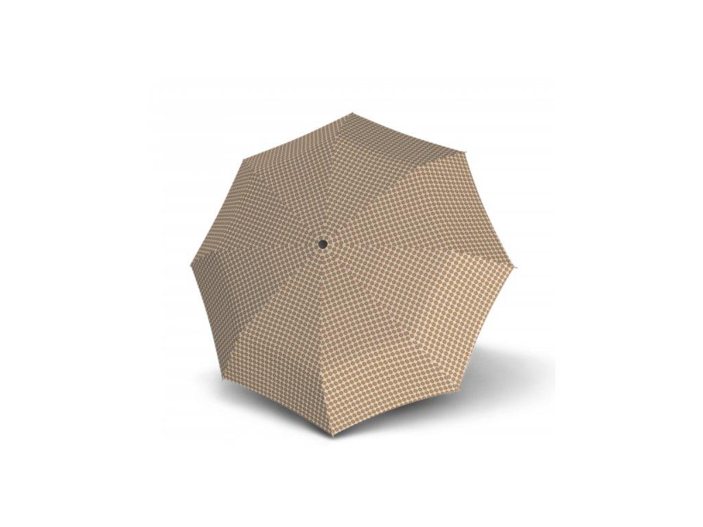 Deštník Fiber Havanna UV odlehčený - hnědý